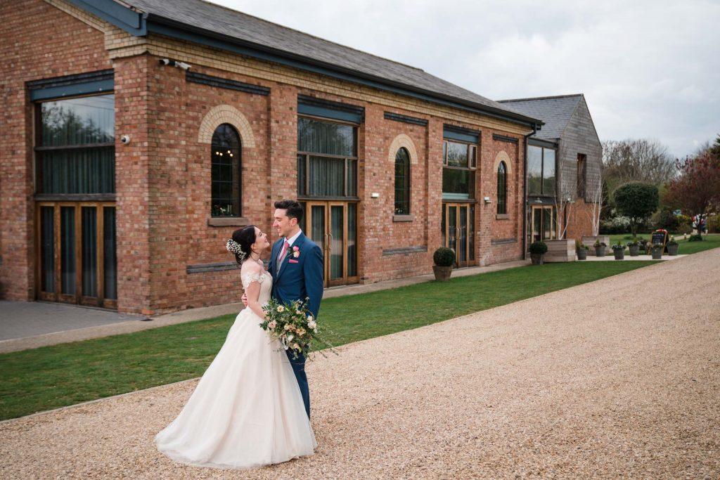 carriage hall wedding photo