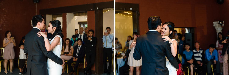 First Dance at Eriviat Hall