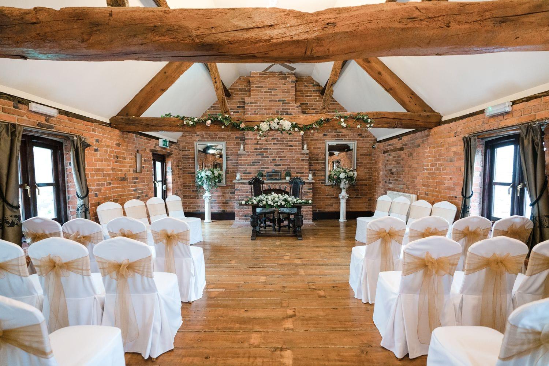 upper floor barn at Swancar Farm