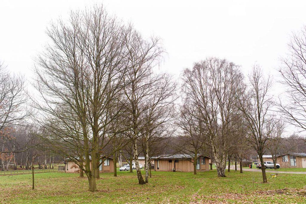 Sherwood Hideaway in Nottinghamshire